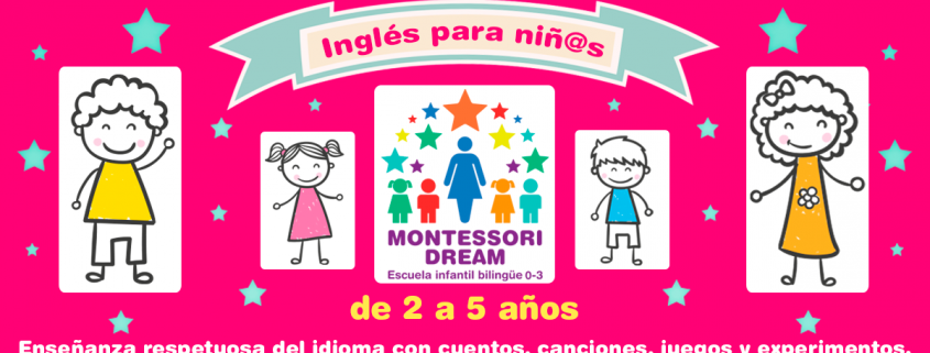 CARTEL-CURSO-INGLES-MONTESSORI