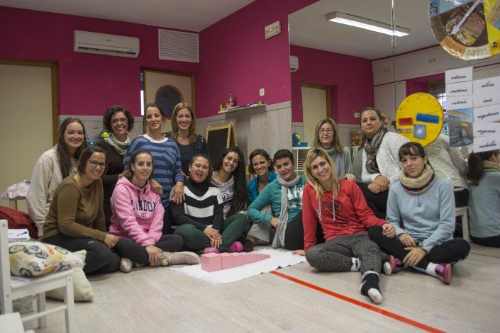 Curso de Iniciación a la Metodología Montessori
